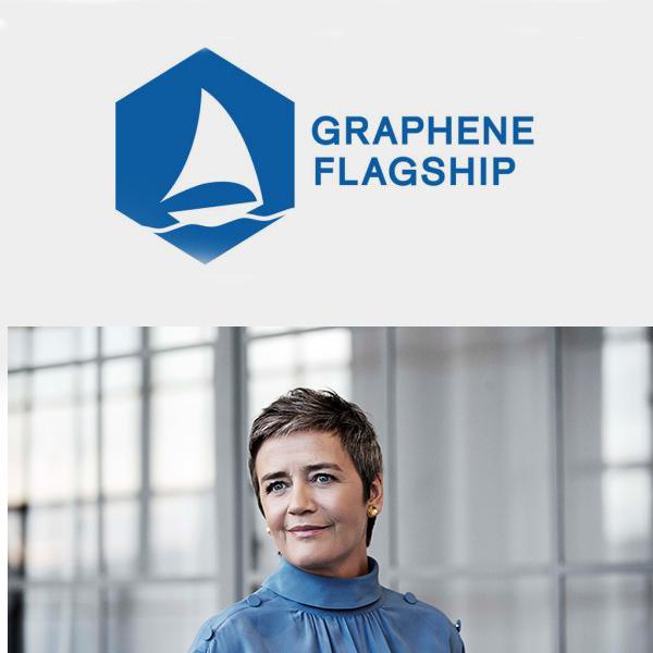 vicepresidente-vestager-visita-graphene-flagship